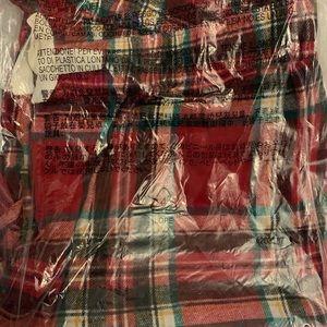 NEW Old Navy Jingling Jammies Flannel PJ Pants SML